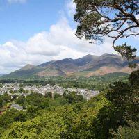 Keswick-from-Castlehead-20min-walk-from-Cumbria-House