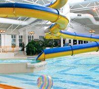 Swimming pool at Keswick