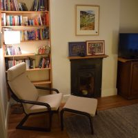 Downstairs lounge (self catering)