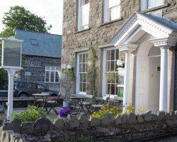Cumbria House and patio