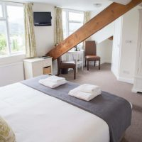 Room 8 with view to Newlands Fells